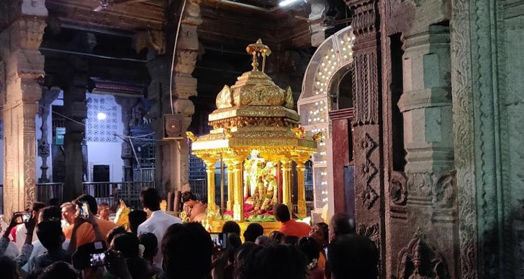Thiruparankundram Murugan Temple in Madurai (Entry Fee, Timings